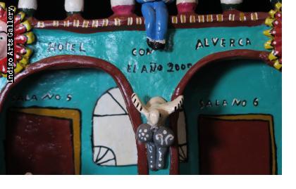 Hotel con Alverca - El Ano 2000
