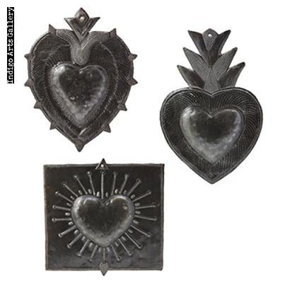 Very Large Milagro Hearts