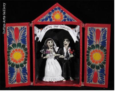 Juntos por Siempre - Wedding Retablo