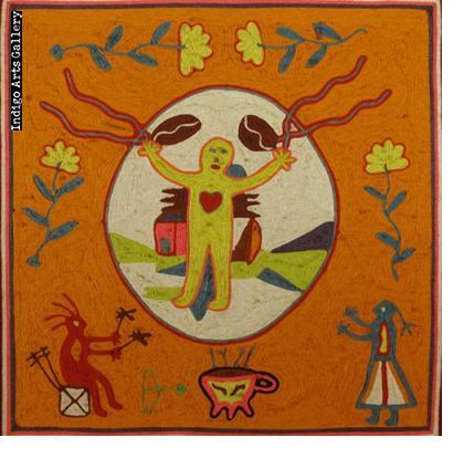 Anonymous Huichol Artist