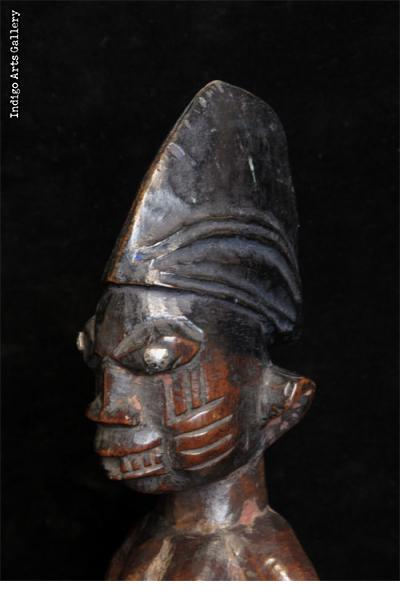 Fine Old Ibeji Figure