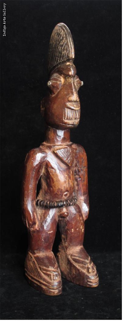 Fine Old Ibeji Figure - Yoruba