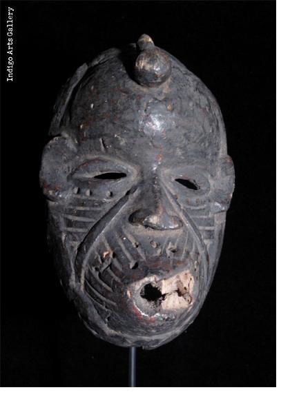 Ibibio Sickness Mask