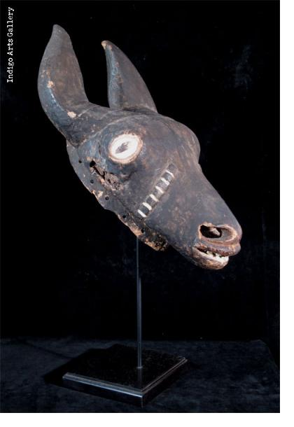 Igbo Buffalo Mask