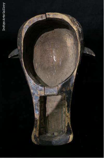 Igbo Water Buffalo Mask