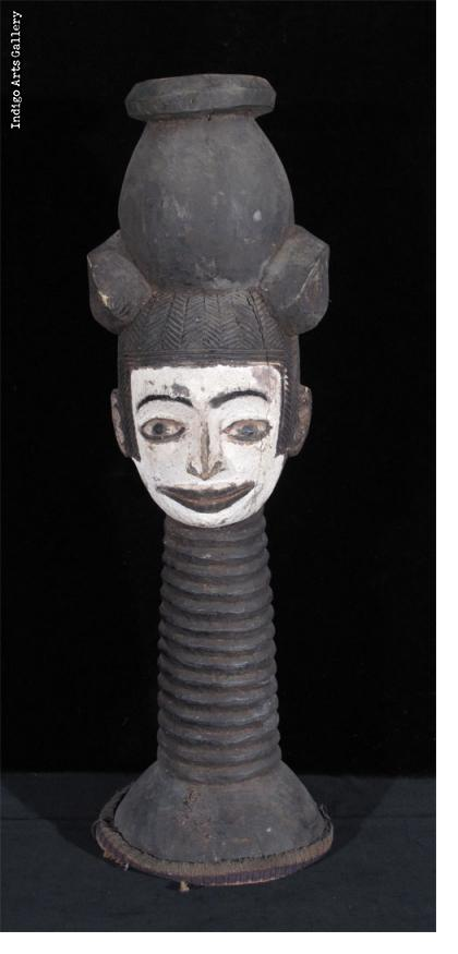 Igbo Headpiece
