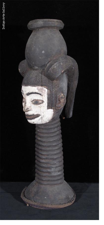 Igbo Headpiece