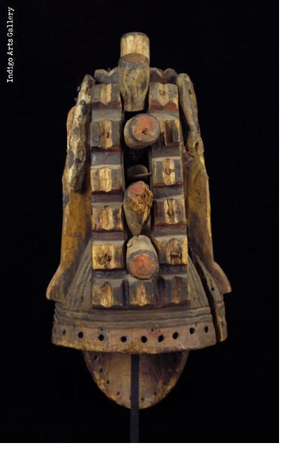 Igbo Mwuo (Maiden-spirit) Mask