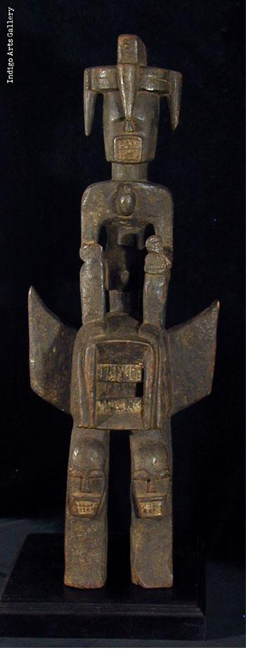 Ijo Ivri Personal Shrine Figure