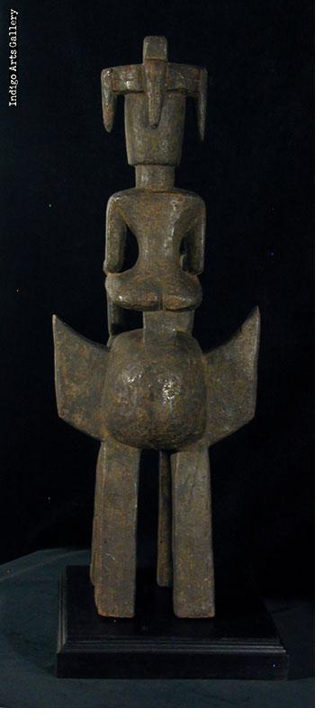 Ijo Ivri Personal Shrine Figure