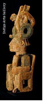 Ikenga Figure Igbo