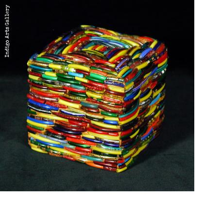 Indian Glass Bangle Boxes