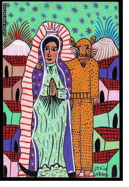 La Virgen y el Tigre