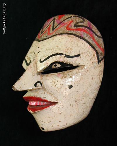 Wayang Mask