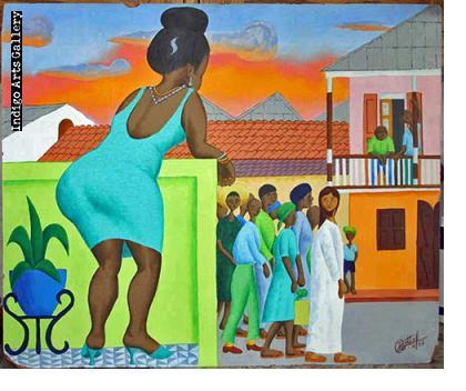 Jean-Baptiste Bottex (Port Margot, Haiti