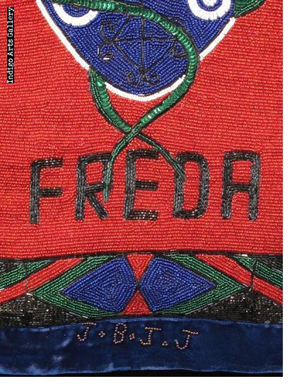 Freda - Vodou Flag