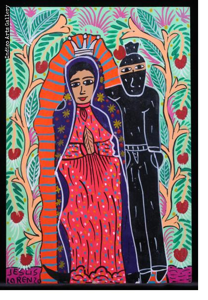 The Virgin and the Zapatista