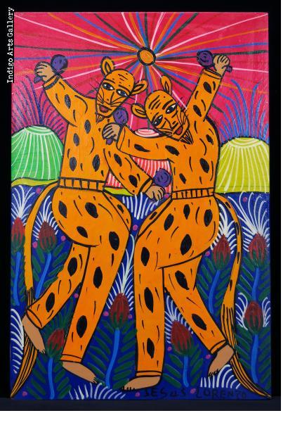 Danza de los Tigres