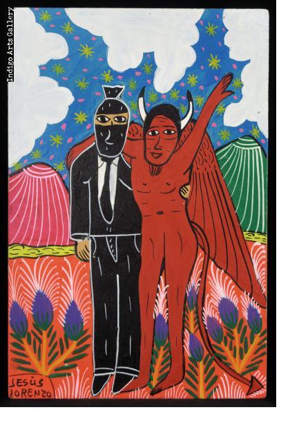 El Diablo y el Zapatista