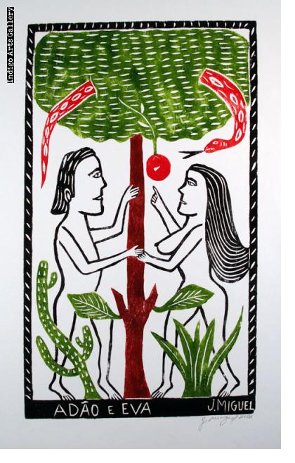 Adao e Eva (Adam and Eve)