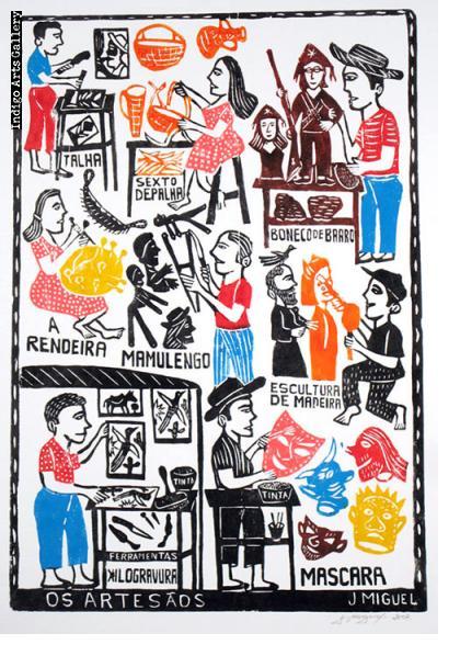 Os Artesãos (The Artisans)