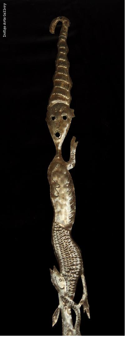 Serpent Spirit Sculpture