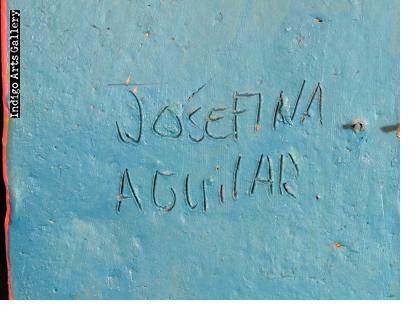 Josefina Aguilar Shower