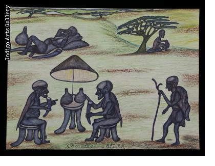 Old Tribesmen