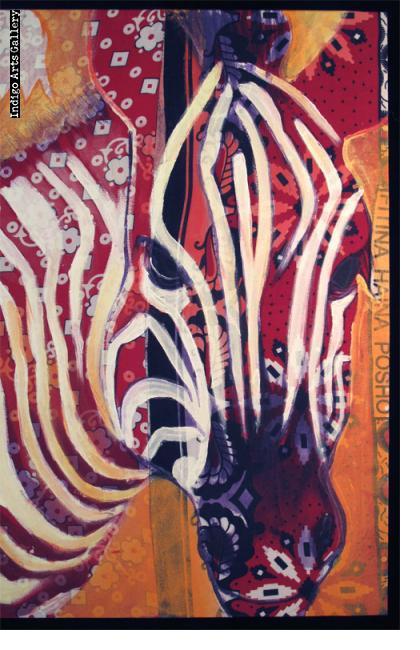 Red Zebra John Kamicha