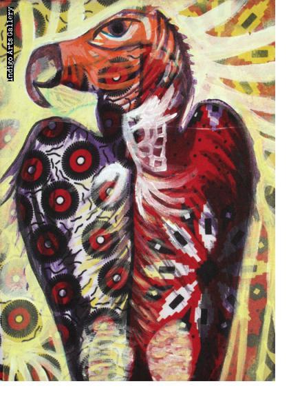 Vulture John Kamicha