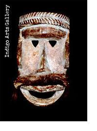 Kran Judgement Mask