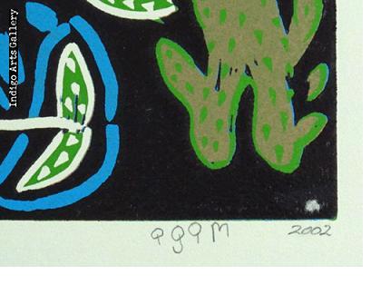 Green Springbok