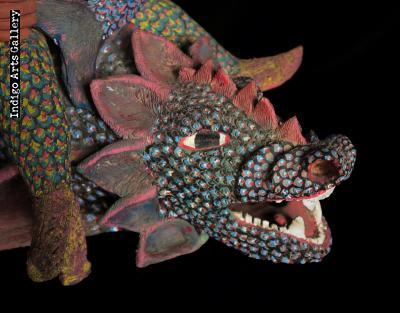 La Sirena y el monstruo marino