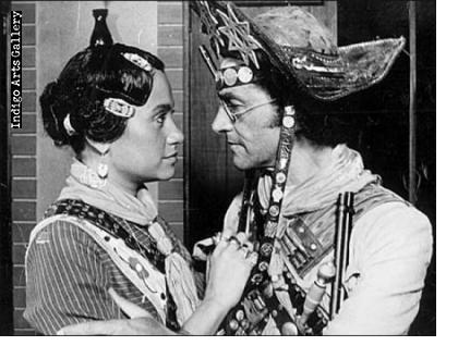 The original Brazilian bandits - Maria Bonita and Lampiao