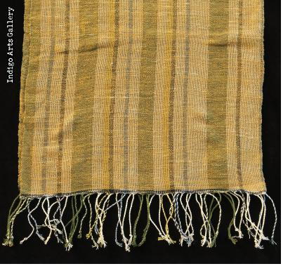 Scarf/Runner from Laos