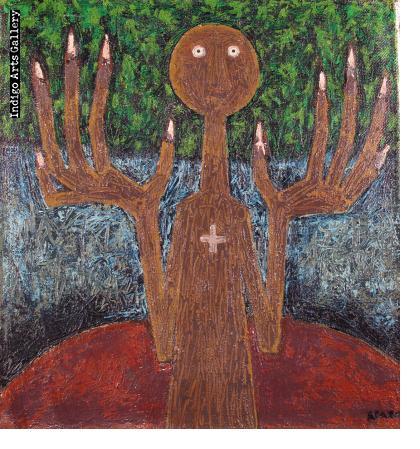Sin titulo (Tree Spirit)