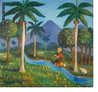 Una Mujer en el Rio