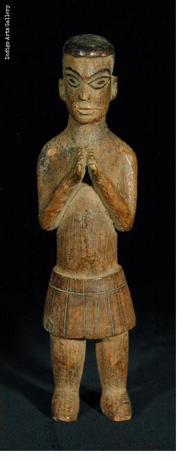 Lobi Spirit Figure