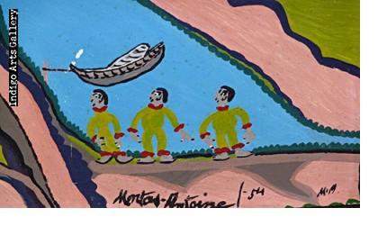 Montas Antoine (Leogane, Haiti, 1926 - 1988)