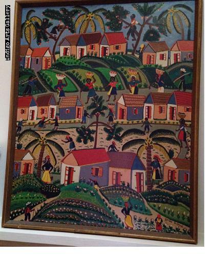 ontas Antoine (Leogane, Haiti, 1926 - 1988)