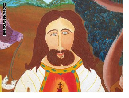 Sacre Coeur de Jesus