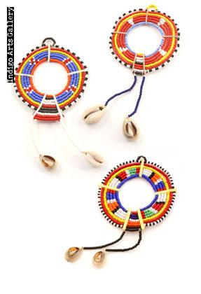 Maasai Beaded Ornaments
