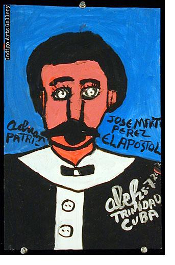 José Marti Perez el Apostol