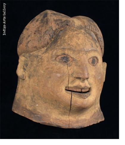 Makonde Face and Body Mask