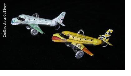 Madagascar Airliner Ornament