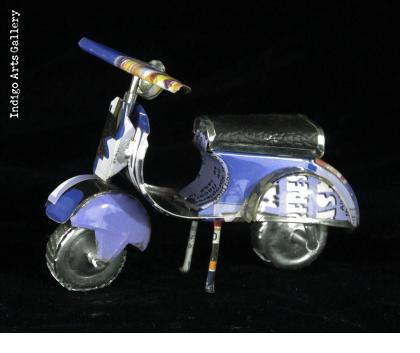 Madagascar Motor-scooters