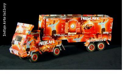 Nescafe Truck