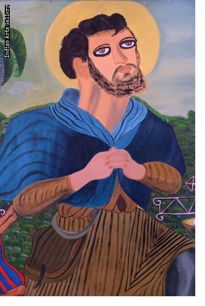Papa Zaka - Saint Isidore