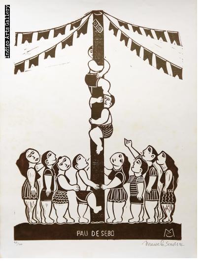Pau de Cebo (The Greased Pole) (1992)