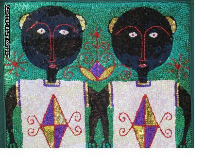 Marassa Deux - Vodou Banner
